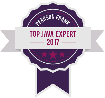 Java Expert 2017 Badge