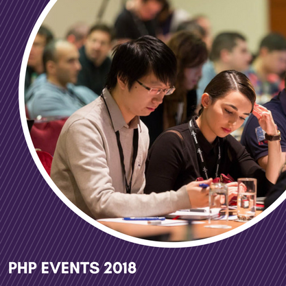 PHP and Jave events