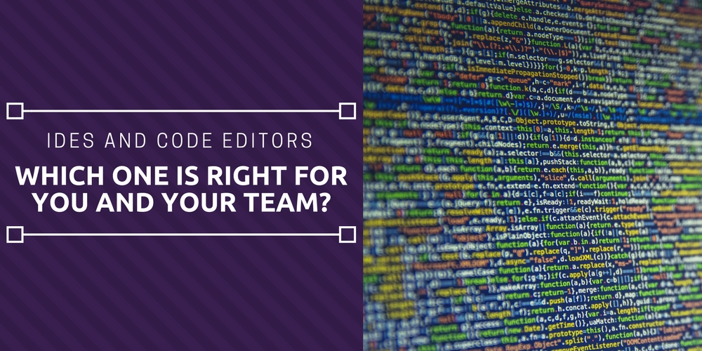 Which IDE is right for you and your team?
